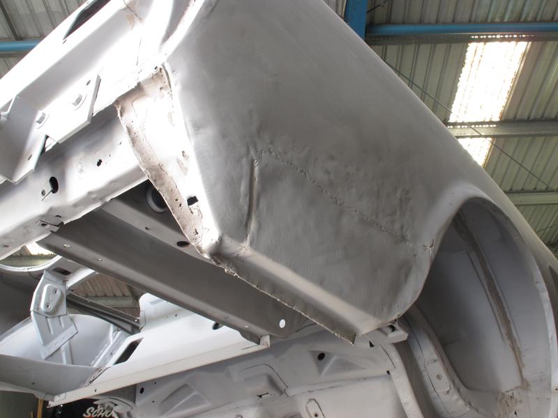 66 Mustang convertible - Australian Restoration by Ol' School Garage (45).jpg