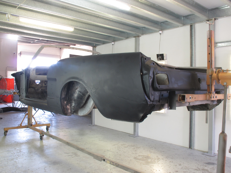 66 Mustang convertible - Australian Restoration by Ol' School Garage (50).jpg
