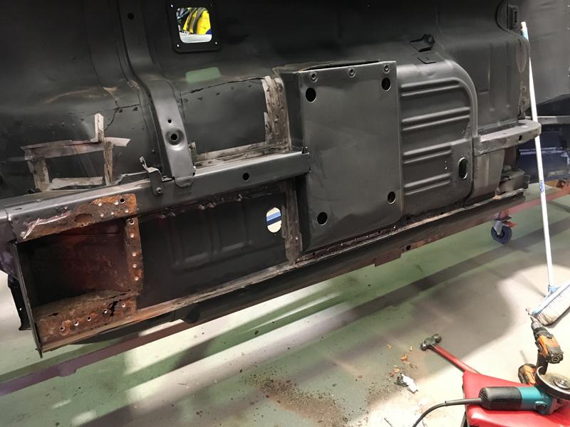 66 Mustang convertible - Australian Restoration by Ol' School Garage (35).jpg