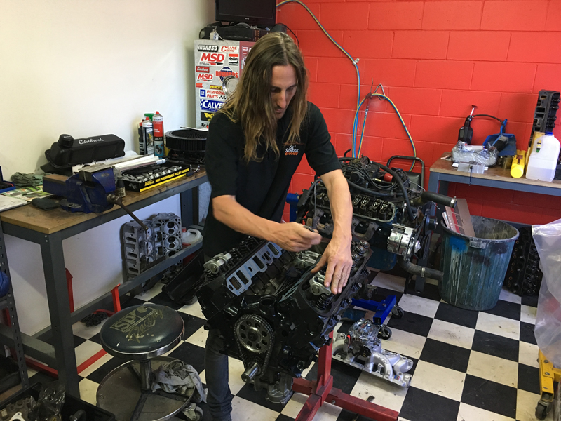 66 Mustang convertible - Australian Restoration by Ol' School Garage (32).jpg