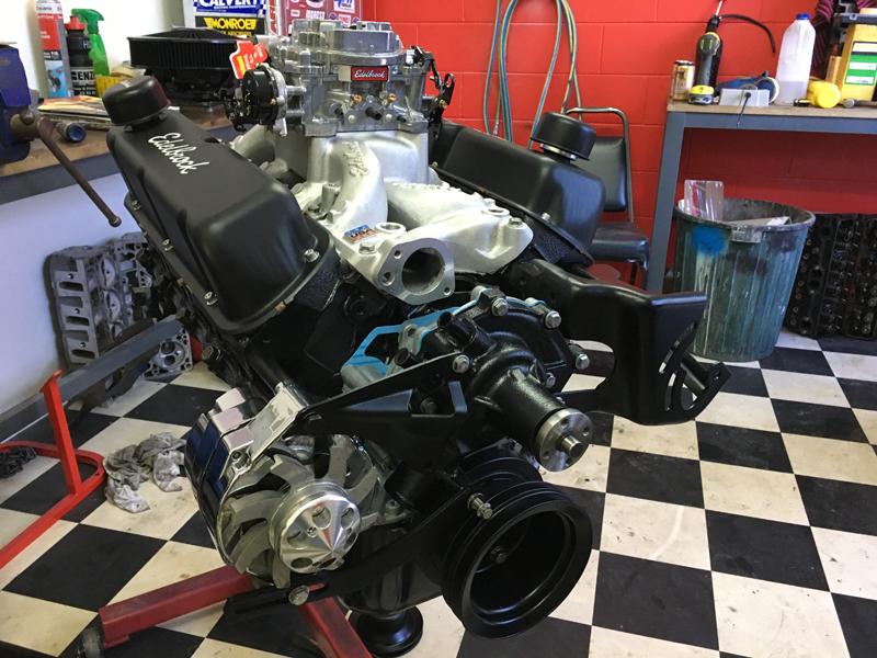 66 Mustang convertible - Australian Restoration by Ol' School Garage (67).jpg
