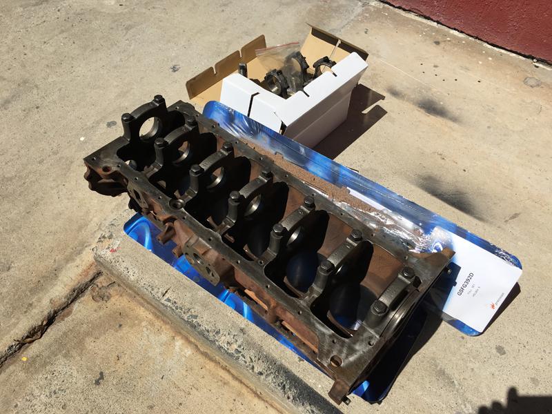 Holden FB Station Wagon - 202ci supercharged engine - ol' school garage (28).jpg