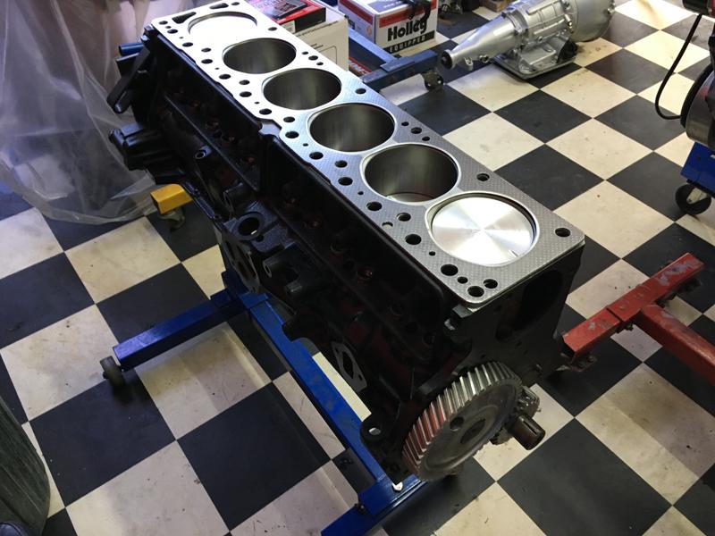 Holden FB Station Wagon - 202ci supercharged engine - ol' school garage (32).jpg