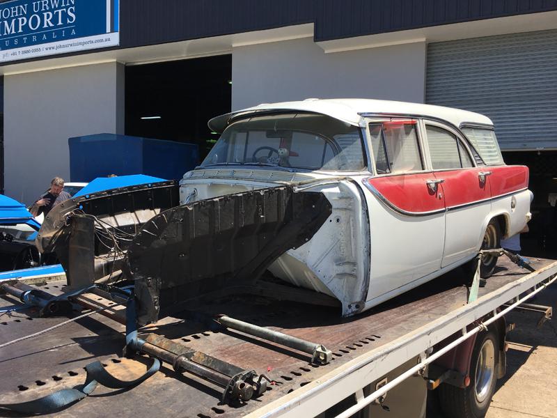 Holden FB Station Wagon - 202ci supercharged engine - ol' school garage (35).jpg