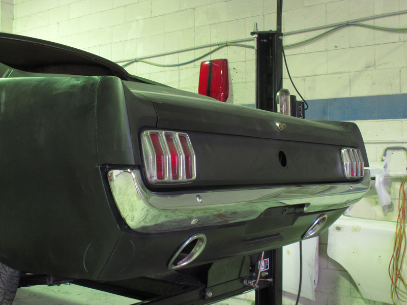 Automotive Restoration Brisbane - Ford Mustang - Ol' School Garage (9).jpg