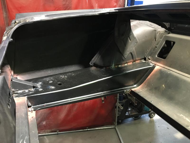 Automotive Restoration - Brisbane Queensland - Ol' School Garage - Ford Mustang Convertible (1).jpg