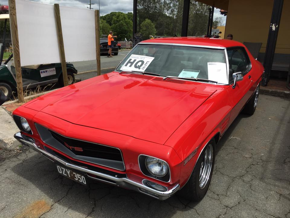 The hammer fell at $157,500 for this magnificent HQ GTS Monaro.