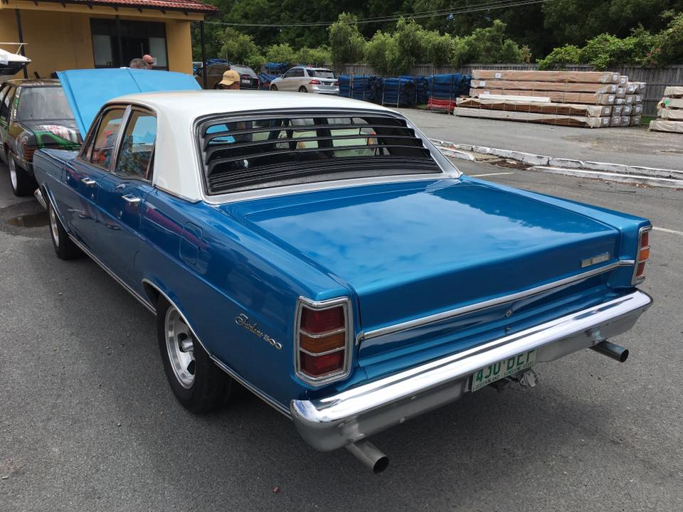 This ZC Fairlane was the bargain of the auction in my books. Although it had recently been painted and had an engine rebuild, it sold for $14,000. It sold before Craig had time to inspect it. Otherwise i would have bought. Craig, my wife appreciated your tardiness.
