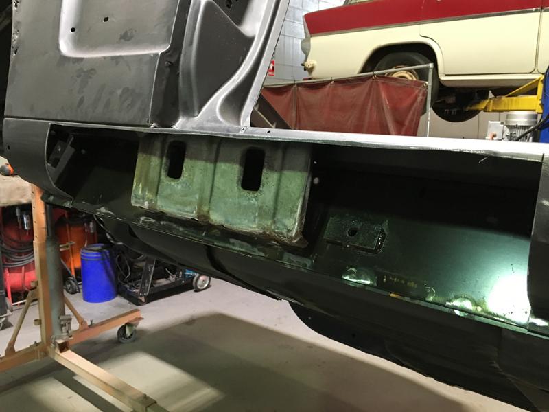 Brisbane 1966 Ford Mustang Convertible - Restoration Project Build - Ol' School Garage (7).jpg