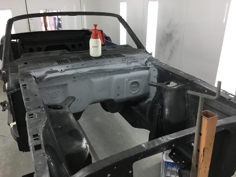 Brisbane 1966 Ford Mustang Convertible - Restoration Project Build - Ol' School Garage (21).jpg