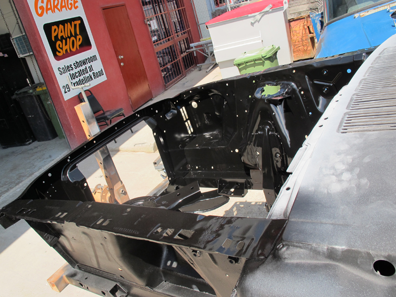 Brisbane 1966 Ford Mustang Convertible - Restoration Project Build - Ol' School Garage (30).jpg