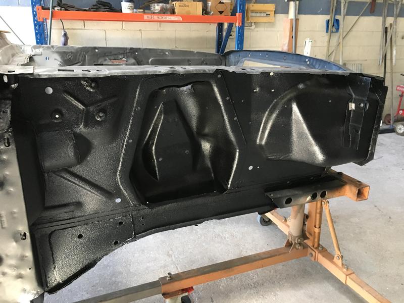 Brisbane 1966 Ford Mustang Convertible - Restoration Project Build - Ol' School Garage (20).jpg