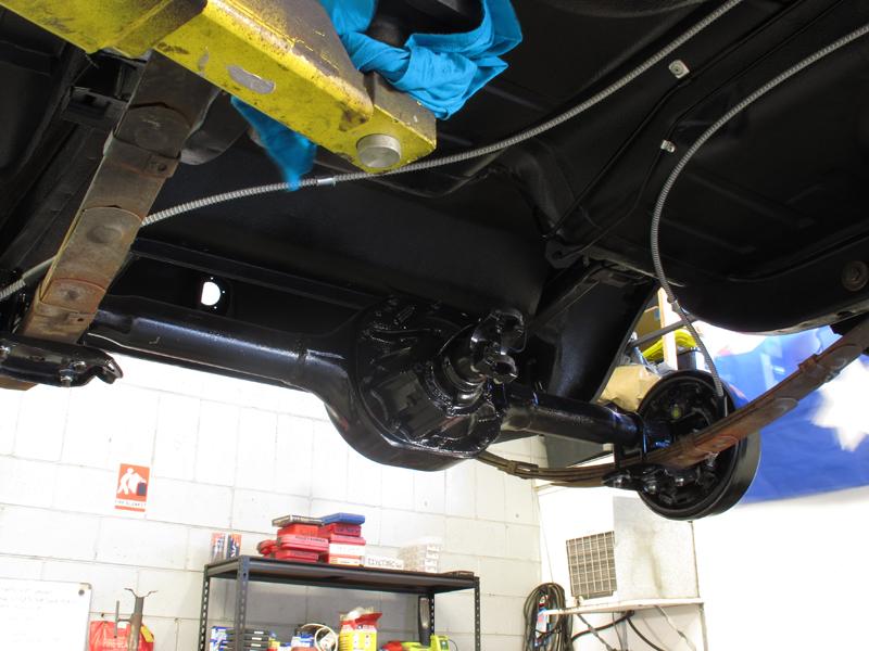 Brisbane 1966 Ford Mustang Convertible - Restoration Project Build - Ol' School Garage (37).jpg