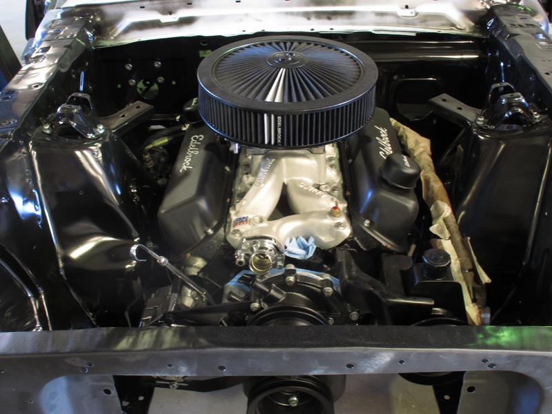 Brisbane 1966 Ford Mustang Convertible - Restoration Project Build - Ol' School Garage (40).jpg