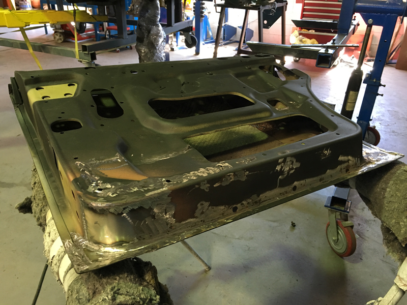 Jaguar Mk 2 restoration - Rust Repair (4).jpg