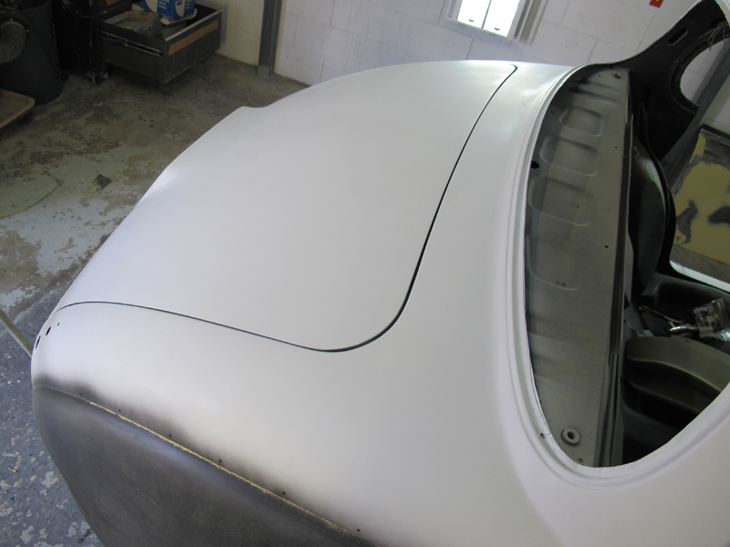 Jaguar Mark 2 - Restoration - body work (1).jpg