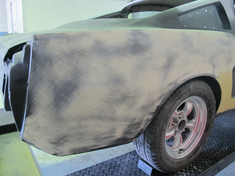 65 Mustang Fastback Restoration - Queensland Australia (20).jpg