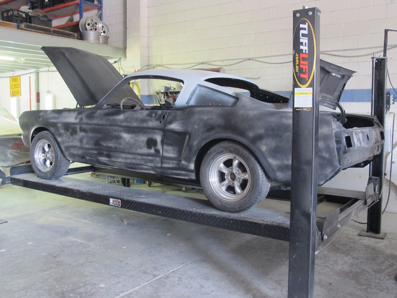 65 Mustang Fastback Restoration - Queensland Australia (21).jpg