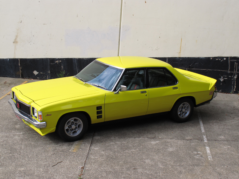 Yellow Holden HJ Sedan - GTS - Restoration by Ol' School Garage (15).jpg