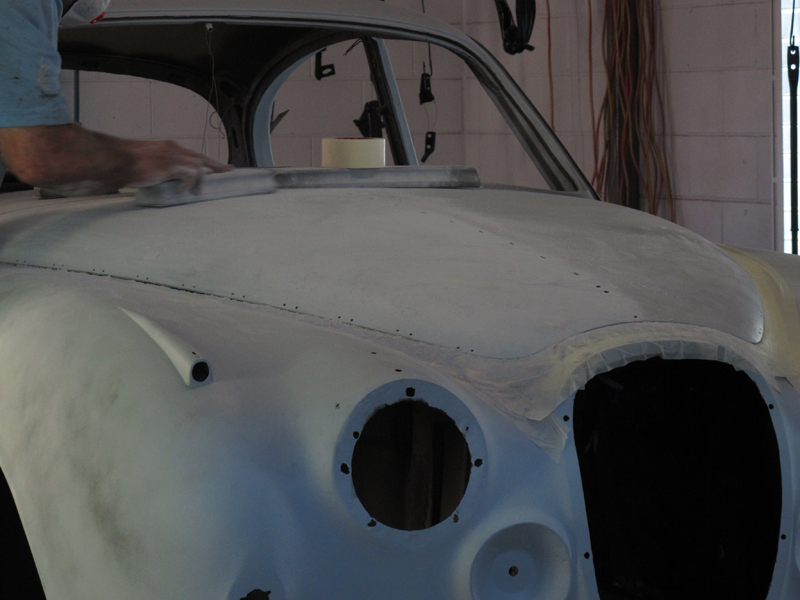Jaguar Saloon II Restoration (5).jpg