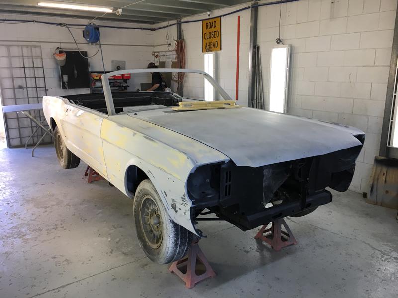 1966 Ford Mustang Convertible Brisbane (10).jpg