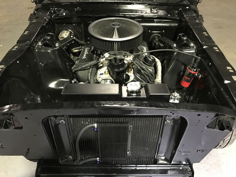 66 Ford Mustang Convertible Black - Restoration Brisbane (11).jpg