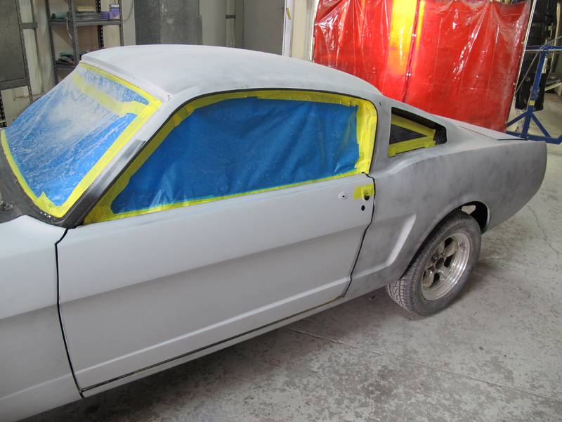 1966 Ford Mustang Fastback Restoration - Ol' School Garage Brisbane (29).jpg