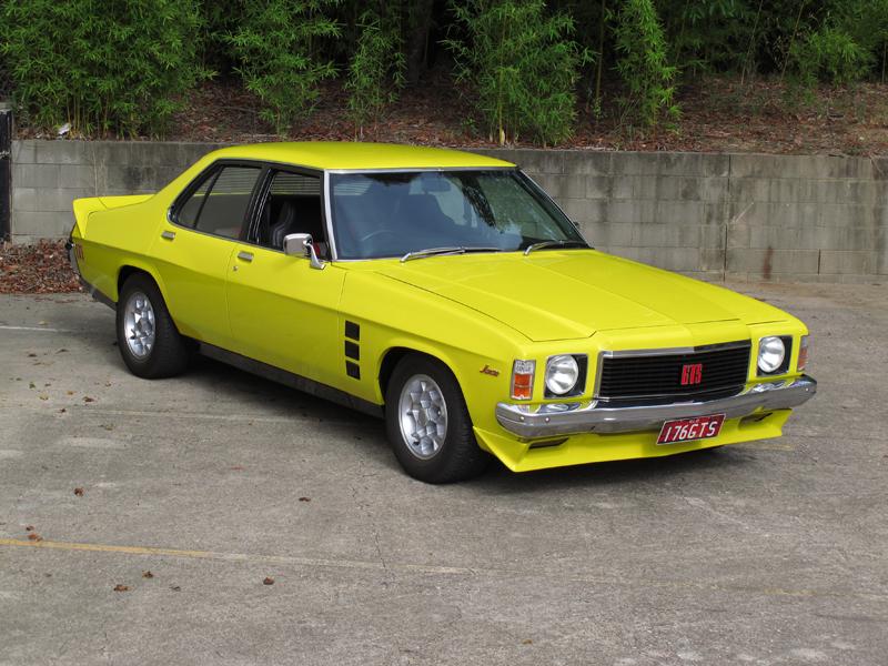 1976 Holden HJ GTS
