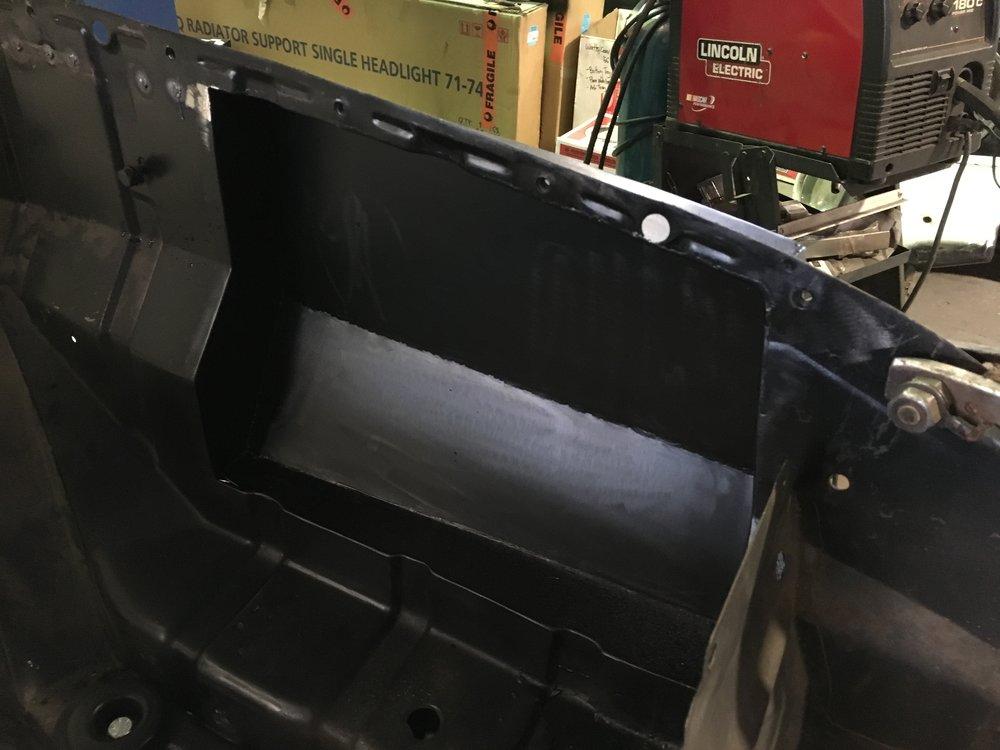 Holden FB Wagon - Ol' School Garage (12).JPG