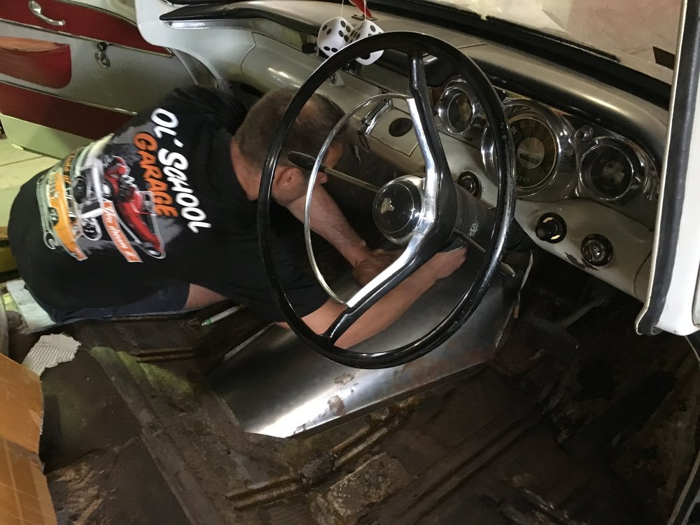 Holden FB Wagon - Ol' School Garage (13).JPG