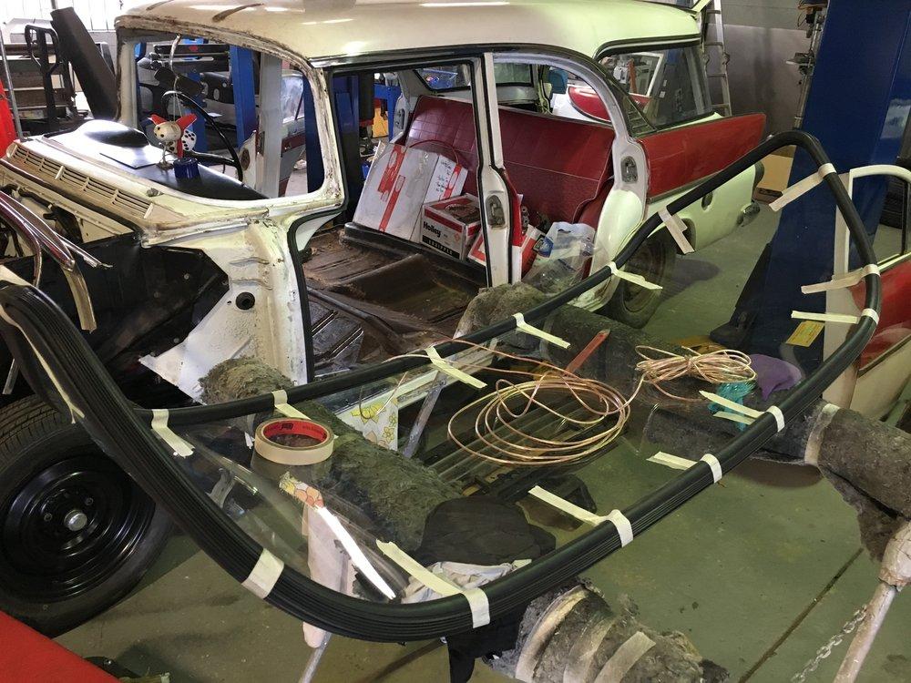 Holden FB Wagon - Ol' School Garage (28).JPG