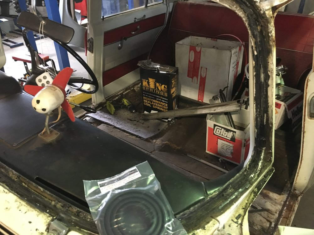 Holden FB Wagon - Ol' School Garage (21).JPG