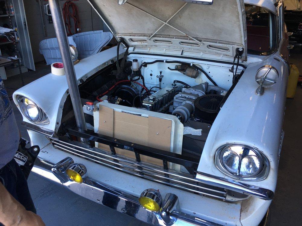 Holden FB Wagon - Ol' School Garage (36).JPG