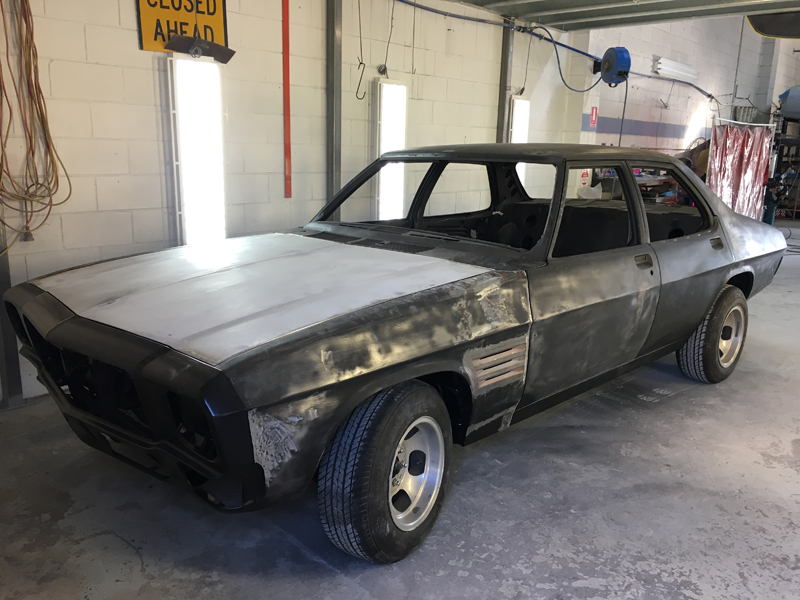 73 Holden HQ sedan metal work body work - restoration (5).jpg