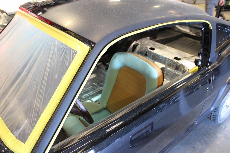 1965 Ford Mustang Fastback Black restoration - australia (10).jpg