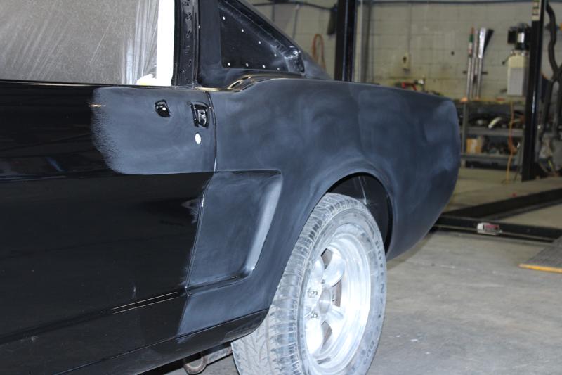 1965 Ford Mustang Fastback Black restoration - australia (4).jpg