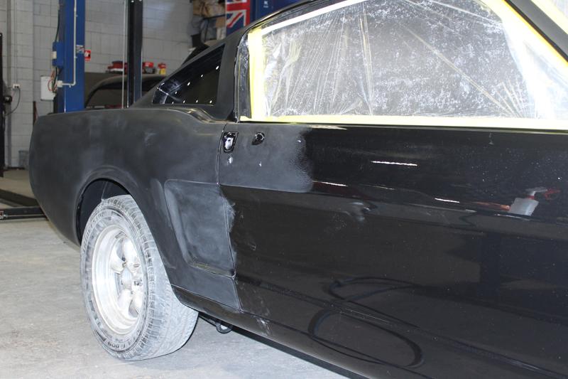 1965 Ford Mustang Fastback Black restoration - australia (5).jpg