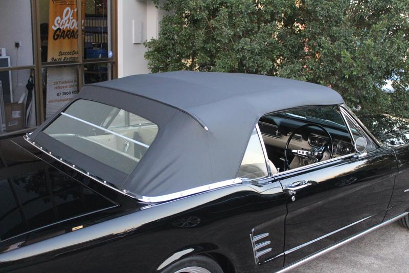 Restored 1966 Ford Mustang Convertible - Ol' School Garage - Brisbane Australia (6).jpg