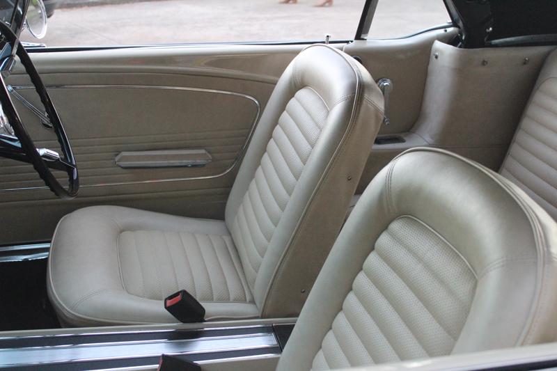 Restored 1966 Ford Mustang Convertible - Ol' School Garage - Brisbane Australia (15).jpg