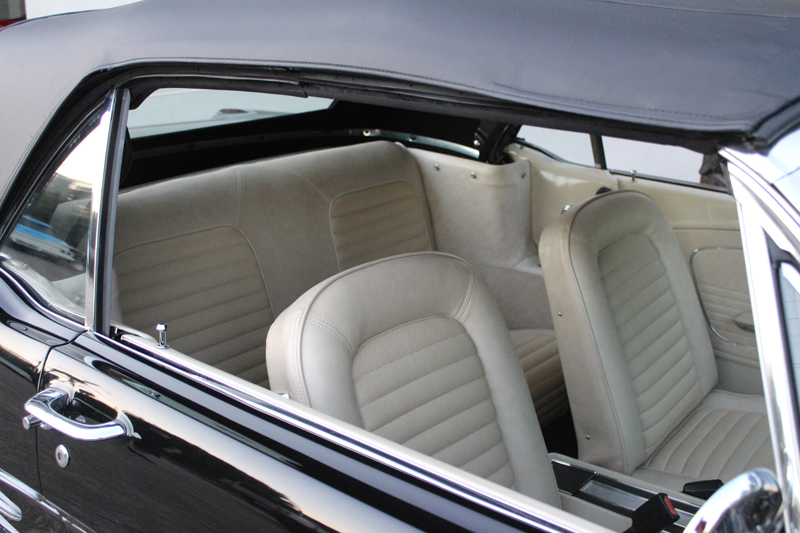Restored 1966 Ford Mustang Convertible - Ol' School Garage - Brisbane Australia (9).jpg