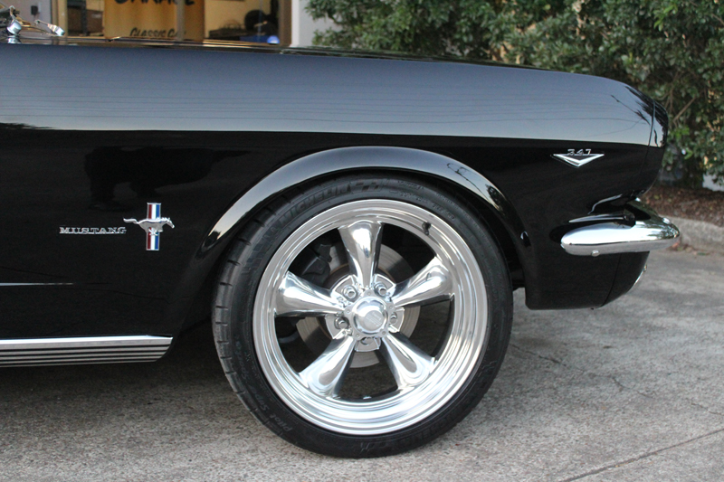 Restored 1966 Ford Mustang Convertible - Ol' School Garage - Brisbane Australia (23).jpg