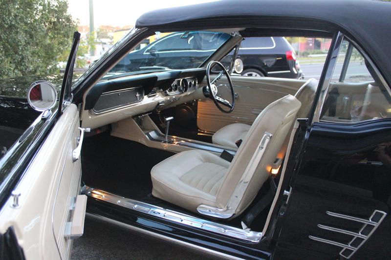 Restored 1966 Ford Mustang Convertible - Ol' School Garage - Brisbane Australia (26).jpg