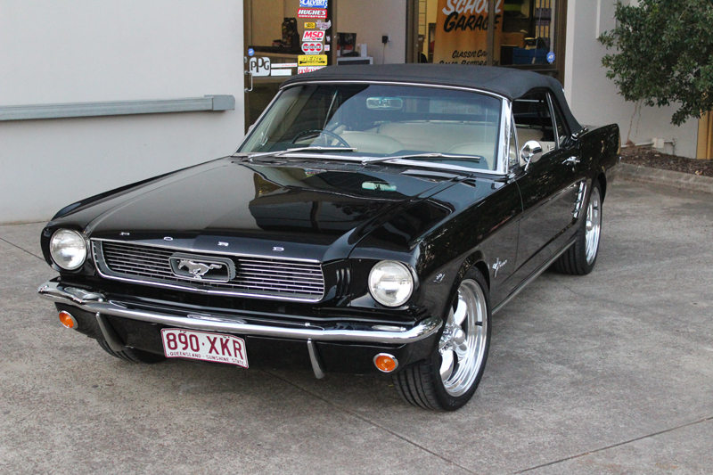 Restored 1966 Ford Mustang Convertible - Ol' School Garage - Brisbane Australia (32).jpg