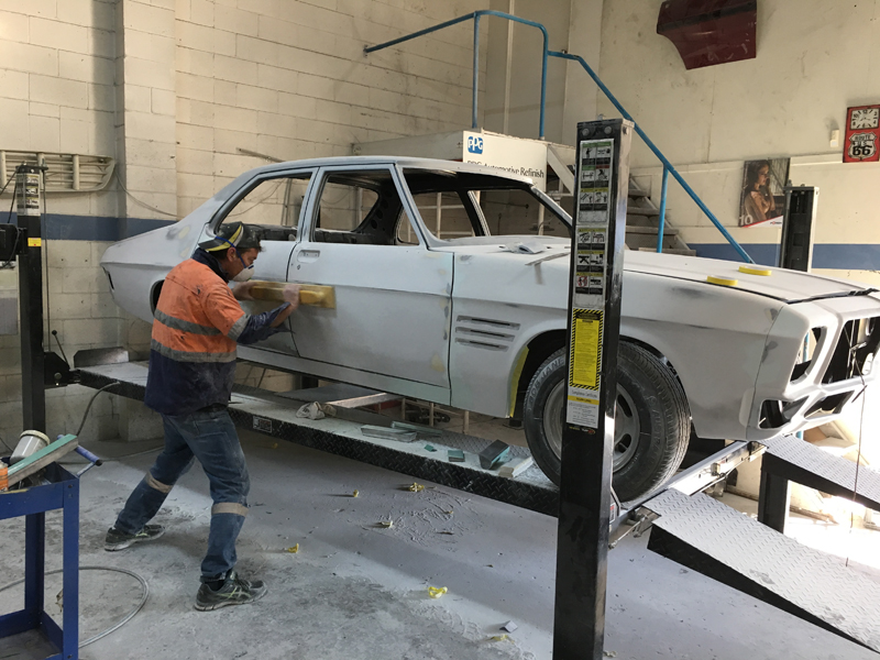 HQ Holden Sedan Restoration - bodywork (9).jpg