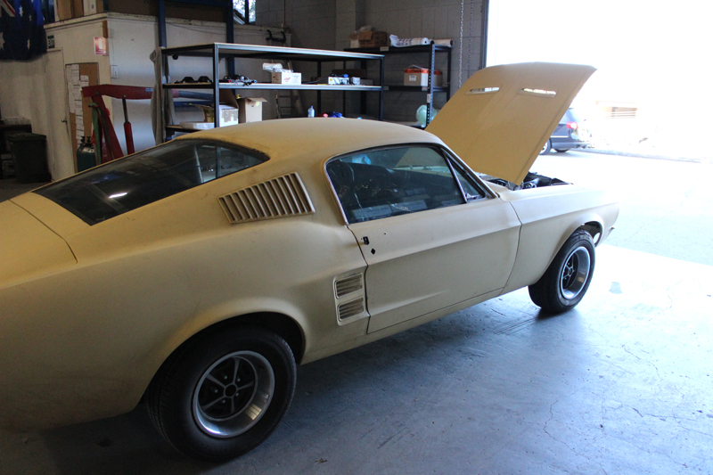 1967 Ford Mustang Restoration GT S Code - Brisbane Australia (1).jpg