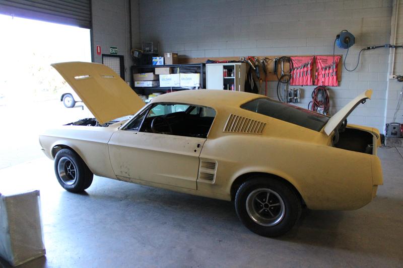 1967 Ford Mustang Restoration GT S Code - Brisbane Australia (11).jpg