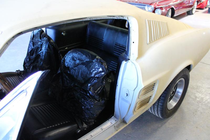1967 Ford Mustang Restoration GT S Code - Brisbane Australia (5).jpg