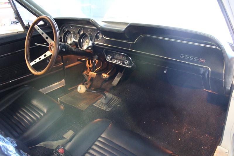 1967 Ford Mustang Restoration GT S Code - Brisbane Australia (4).jpg