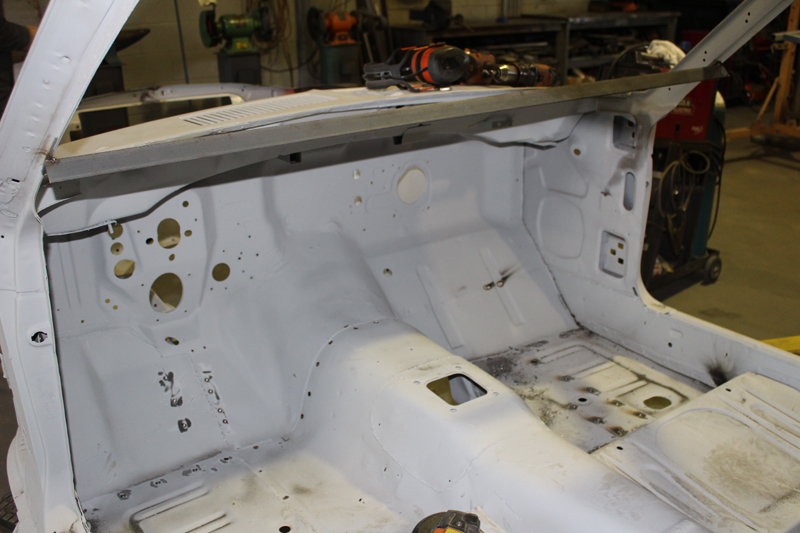 1967 Ford Mustang Rust Repair Fabrication Brisbane Gold Coast Queensland - Ol' Sc (15).jpg