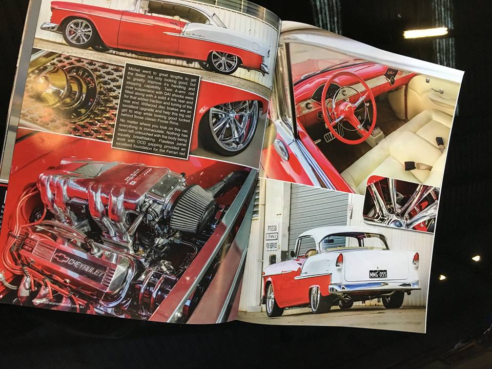 Australian Street Car Magazine - 1955 Chevrolet Bel Air - Ol' School Garage - Brisbane (3).jpg
